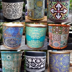 Bohemian Scented Candles